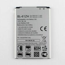 Brand New Replacement Battery For LG Joy,Leon H340N,Optimus L50 BL-41ZH 1900mAh