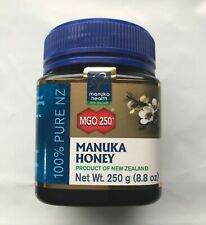 Manuka Health, Manuka Honey Multifloral, Bio Active, MGO 250+, 8.8 oz.