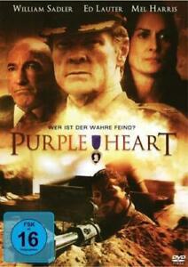 Purple Heart - Wer ist der wahre Feind? DVD/NEU/OVP