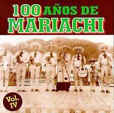 Various Artists : 100 Anos De Mariachi 4 CD