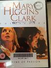 Cynthia Gibb A CRIME OF PASSION ~ Mary Higgins Clark Drame GB DVD