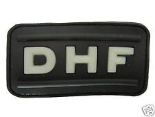 JTG DHF / Diensthundeführer K-9 Swat GITD GID HOOK & LOOP PATCH 4 GEAR  ill Gear