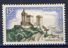 STAMP / TIMBRE FRANCE NEUF N° 1175 ** CHATEAU DE FOIX