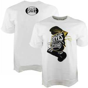 Cleto Reyes Printed Boxing Gloves T-Shirt - White