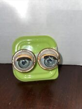 VINTAGE DOLL EYES.  Light Blue For Repair Or Replacement