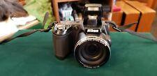 Nikon COOLPIX L120 Digital HD Camera
