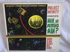 "Man or Astro-man? – Project Infinity - 12"" LP Vinyl"
