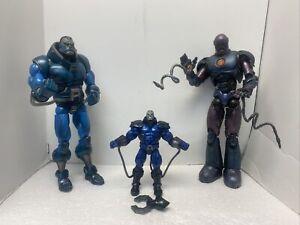 Hot lot toybiz sentinel apoc Marvel Legends Apocalypse BAF with Claw XMen Hasbro