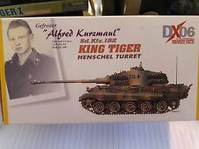 Dragon Armor 1/72 DX06 KING TIGER Alfred Kurzmaul item no 60223