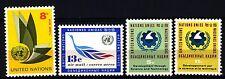 UNITED NATIONS (NEW YORK) - ONU - 1963 - Nazioni Unite tecnologia (UNCSAT) Ginev