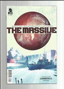 The Massive Comic Book #1, Dark Horse 2012, 1st Printing