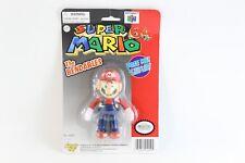 """1996 Super Mario 64 Mario """"The Bendables"""" Official Nintendo Rare Gordy Toy #2"""