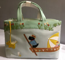 RADLEY 18th signature bag WITHOUT A PADDLE 2009 + COIN PURSE in NEW CONDITION