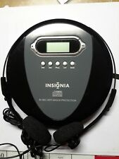 Insignia Portable Cd Player Ns-P4112 /w Headphones 60 Second Anti Shock - Parts