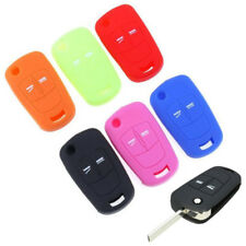 Silicone 2 Button Car Remote Key Shell Case Cover for VAUXHALL OPEL FN Cp19