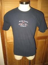 OCC Orange County Choppers Motorcycle Black Double Sided T Shirt L