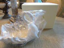 Lenox China Large Swan Bowl Legacy Edition New In Box Coa