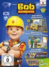 3 DVDs * BOB DER BAUMEISTER - DVD BOX 01 (12 FOLGEN) # NEU OVP =