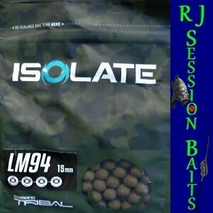 Shimano Tribal Isolate LM94 15mm Session Pack of 25 Boilies