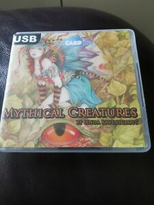 Card Making The Card Hut Mythical Creatures USB