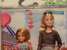 NRFB Barbie Sisters Barbie and Skipper 2-Pack #DGX42