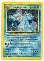 Pokemon Impergator Feraligatr Holo 5/111 Neo Genesis TCG#160 NM DE PP&FAST