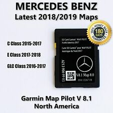 Mercedes Benz Navigation SD Card A2139069903 Garmin Pilot GPS 2018-19 - 10% OFF