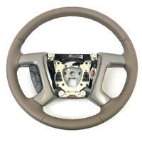 New GM OEM Steering Wheel 09-14 Silverado Sierra Escalade Tahoe Yukon 25776311
