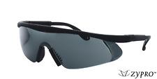 12 PAIR PACK Protective Safety Glasses Grey Lens Adjustable Temple Eyewear Work