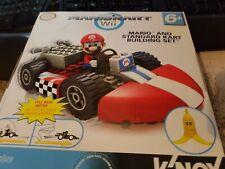 knex Mario Kart wii Mario And Standard kart Building Set