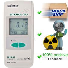 Dosimeter Stora TU Ecotest 4xSBM-20 Radiometer Geiger Counter Radiation Detector
