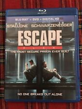 Escape Plan Blu Ray