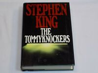 Stephen King The Tommyknockers Hardback 1st First Edition W/ DJ Red Variant 1987