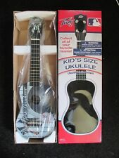 Peavey MLB New York Yankees Logo Major League Baseball Kids Size Ukulele New
