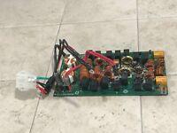Icom IC-756 ProII Pro2 Filter Unit  Working Pull
