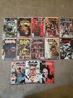 STREETS OF GOTHAM #1, 2 4-6, 8-15  * DC Comics Lot  - 2009 Batman Reborn