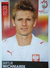 Panini 248 Artur Wichniarek Polen UEFA Euro 2008 Austria - Switzerland