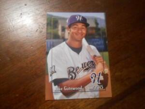 2015 HELENA BREWERS Single Cards YOU PICK FROM LIST $1-$3 each OBO