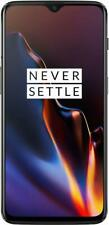 """OnePlus 6T 128GB 8GB RAM Mobile Phone DUAL 4G SIM Android Octa Core 6.14"""" AMOLED"""