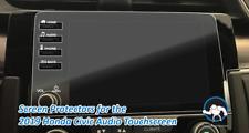 Clear Screen Protectors for 2019 Honda Civic Audio Touchscreen (2pcs)