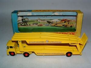 * MATCHBOX KING-SIZE K-8 GUS WARRIOR CAR TRANSPORTER WITH THE BOX