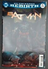 BATMAN #22 LENTICULAR VARIANT (THE BUTTON) REBIRTH DC COMICS
