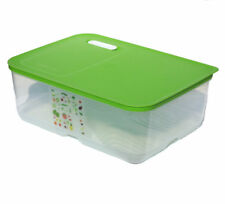 Tupperware NEW Style Extra Large Fridgesmart Ventsmart Vent Fridge 9.9 Litre