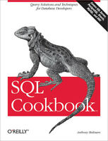 SQL Cookbook, [PDF] Book by O'Reilly - Query Solutions and Techniques