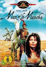 DVD NEU/OVP - Der Mann von La Mancha - Peter O'Toole & Sophia Loren