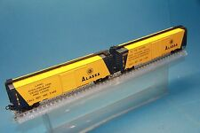 M&B Marklin Ho 4858 Boxcar set Alaska Rail Road