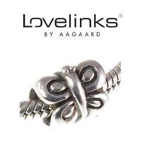 Genuine Lovelinks 925 argento Sterling Charm Bead FARFALLA, prezzo consigliato £ 25