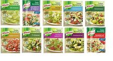 5 Pck.KNORR Salat Kroenung Salad dressing diff. flavors New from Germany