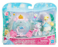 Disney Princess Little Kingdom CINDERELLA Midnight Carriage Ride Set Lot Horse