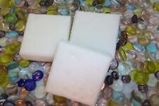 HOME-MADE GOATS MILK/SHEA BUTTER/OLIVE OIL SOAP...UNSCENTED..4OZ